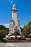 Miguel de Cervantes Monument