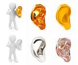 Ear set