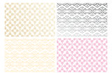 Various floral seamless pattern