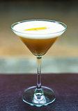 orange martini alcoholic cocktail drink