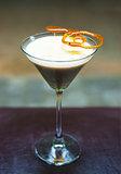 creme brulee alcoholic cocktail drink