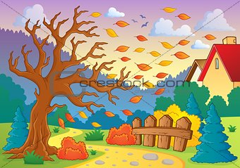 Autumn thematic image 9