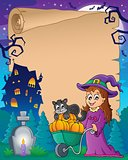 Halloween parchment 6