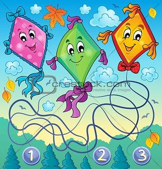 Kites theme image 4