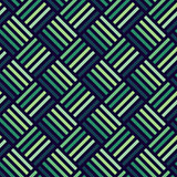 seamless pattern with colorful stripes, vector illustration