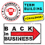 business stamps series