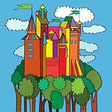 midle ege castle