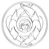 Seraph drawing
