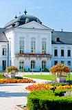 Presidential residence in Grassalkovich Palace, Bratislava, Slov