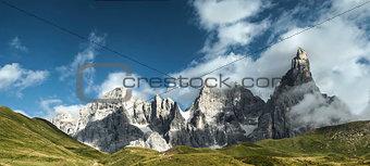Pale di San Martino, Dolomiti