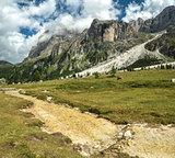 Dolomiti, Val Venegia panorama