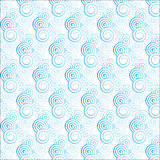 Light blue gradient spiral pattern