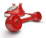 Red Phone Speaker