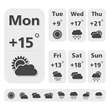 Weather Forecast Design