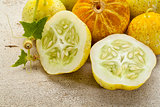lemon cucumbers