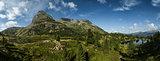 Lakes Colbricon, Dolomites - Italy