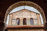Murals of the Euphrasian Church in Porec, Croatia