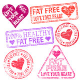 Fat Free Stamps