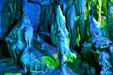 Colorful Karst Cave