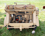 World War II era utility vehicle