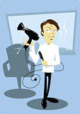 Funny  Coiffeur