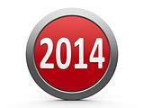 Icon calendar 2014