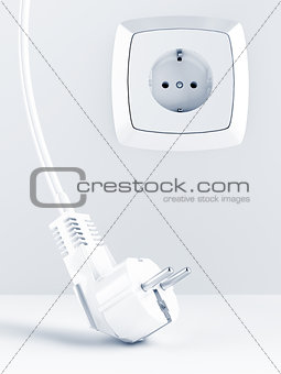 cable and electric plug