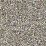 Seamless Texture of Gravel Country Road.