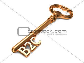 B2C - Golden Key.