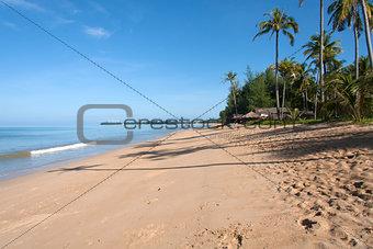 Khuek Khak beach, Khao Lak, Thailand