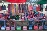 Hill tribe handicrafts