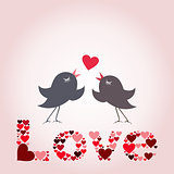 Bird of love8