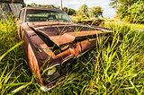 wrecking car