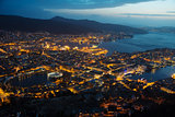 Bergen - night view
