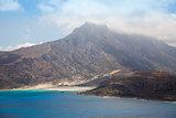 Beautiful view of Gramvousa island
