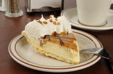Dulce De Leche Cream Pie