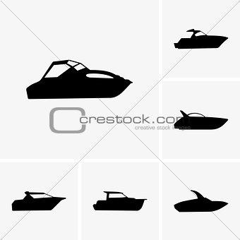 Cutter boats
