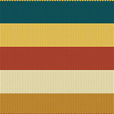 Striped Coloured Knitted Backround