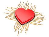 My favorite processor. Cpu as heart.