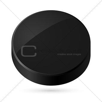 Black disk.