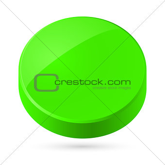 Green disk.