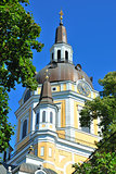 Stockholm. St. Catherine Church