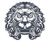 Danger heraldic lion