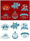 Travel and tourism symbols