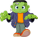 Frankenstein kid