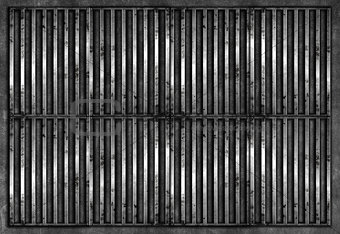 Grunge bars background