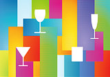 Colorful Bar