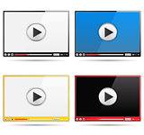 Video Players Set