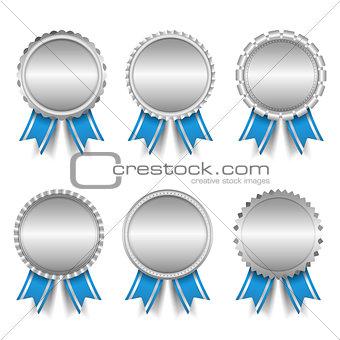 Siler Medals Set