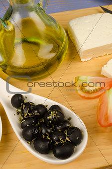Greek ingredients